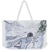 Symbols Are An Ism Weekender Tote Bag