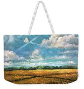 Symbols Of Hope And Eternity Weekender Tote Bag