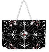 Symmetry 13 Weekender Tote Bag