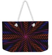 Symmetry 15 Weekender Tote Bag