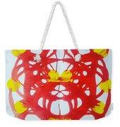 Symmetry 21 Weekender Tote Bag