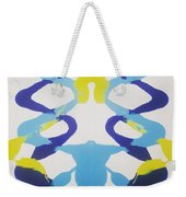 Symmetry 23 Weekender Tote Bag