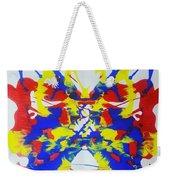Symmetry  25 Weekender Tote Bag