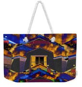 Symmetry In Chaos Weekender Tote Bag