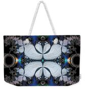 Symmetry In Circuitry Weekender Tote Bag