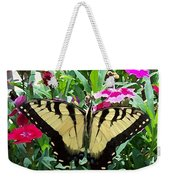 Symmetry Weekender Tote Bag