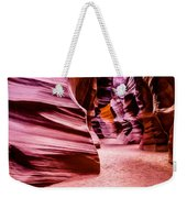 Antelope Canyon Light Weekender Tote Bag