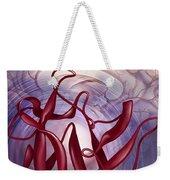 Symptom Clusters, Illustration Weekender Tote Bag