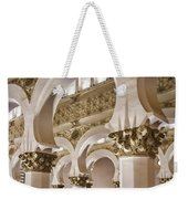 Synagogue Of St Mary The White Weekender Tote Bag