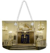 Synagogue, Thessaloniki Weekender Tote Bag