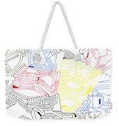Synchronicity Weekender Tote Bag