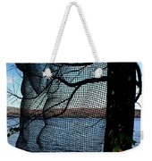 Synchronizing Body And Nature  Weekender Tote Bag