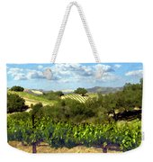 Syrah For Miles Weekender Tote Bag