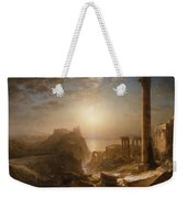 Syria By The Sea Weekender Tote Bag by Frederic Edwin Church