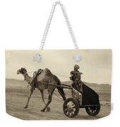 Syria: Camel Race, C1938 Weekender Tote Bag