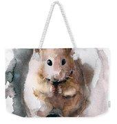 Syrian Hamster Weekender Tote Bag