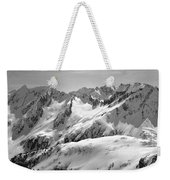 T-404403 Winter View North Cascades Weekender Tote Bag