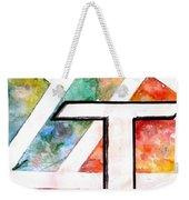 T Weekender Tote Bag