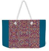 T J O D Mandala Series Puzzle 3 Variations 1-9 Weekender Tote Bag