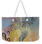 The Composer  Weekender Tote Bag