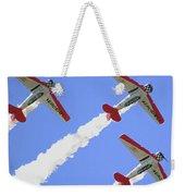T6 Aerobatics Weekender Tote Bag