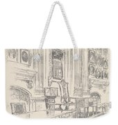 Table And Chair, Signers' Room, Independence Hall Weekender Tote Bag