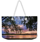 Table For Four With A View Weekender Tote Bag by James BO  Insogna