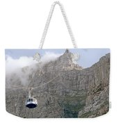 Table Mountain Cable Car Weekender Tote Bag