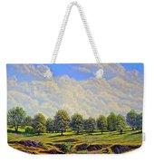Table Mountain In Bloom Weekender Tote Bag