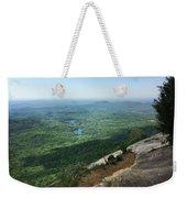 Table Rock Overlook Weekender Tote Bag by Kelly Hazel