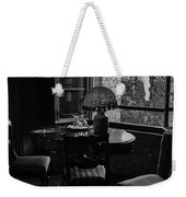 Table Setting Still Life Weekender Tote Bag