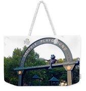Tadpole Playground Boston Weekender Tote Bag