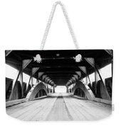 Taftsville Covered Bridge Weekender Tote Bag