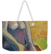 Tahiti Tryptic 1 Weekender Tote Bag