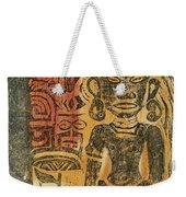 Tahitian Idol Weekender Tote Bag