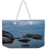 Tahoe Blue Weekender Tote Bag