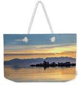Tahoe Sunset Weekender Tote Bag