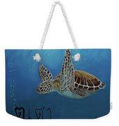 Tahow Sea Turtle Weekender Tote Bag