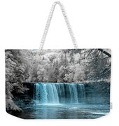 Tahquamenon Falls Ir 720nm Weekender Tote Bag
