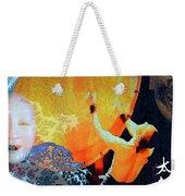 Taiko Drumming Weekender Tote Bag