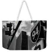 Take A Turn, Chicago, Il Weekender Tote Bag