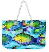 Take Care Of The Fish Weekender Tote Bag