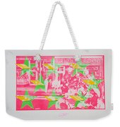 Take Five 4 Weekender Tote Bag