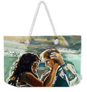 Take Me Into Your Loving Arms Weekender Tote Bag
