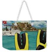 Take Me To Creole Rock Weekender Tote Bag