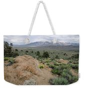 Take Me To The Mountains Weekender Tote Bag by Margaret Pitcher