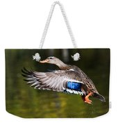Take-off - Santa Cruz, California Weekender Tote Bag