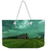 Take Shelter Again Weekender Tote Bag