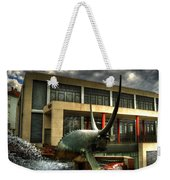 Take The Bull By The Horns Weekender Tote Bag