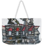 Take The Stairs Weekender Tote Bag